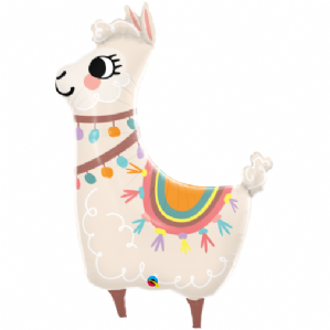 Large Llama Foil Balloon | Free Delivery Available